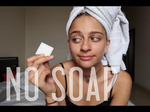 DANS MA TÊTE : Je n'utilise plus de savon depuis 3 ans