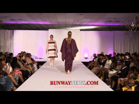SOFT LINES - Caribbean Catwalk Fashion Show - NYC -Covered By: RunwayNews