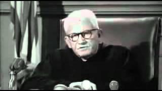 Vencedores o vencidos (El juicio de Nuremberg,1961)   Veredicto final.wmv