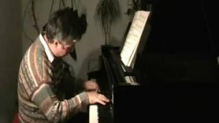 Bach, Fuge A-Dur, WTKI, BWV 864