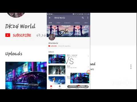 Lil pump vs dk24 world million subscriber world