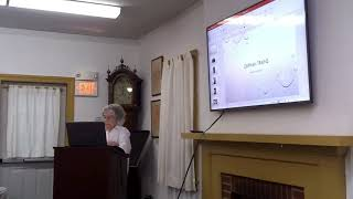 Marilyn Canavan on Orphan Trains