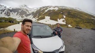 Austria roadtrip to Grossglockner and Lienz