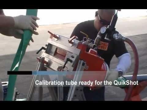 QuikShot Training. 11-13-12