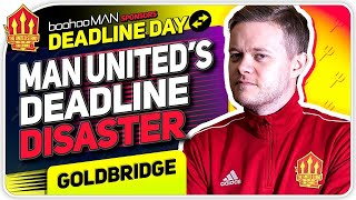 Transfer Window Rant! Man Utd Transfer News