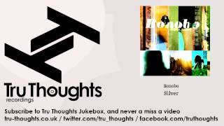 Bonobo - Silver - Tru Thoughts Jukebox