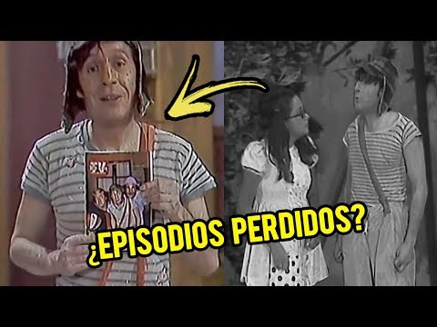 7 Episodios perdidos del Chavo del 8 nunca antes vistos | CURIOSIDADES | CRONOS FILMS TV
