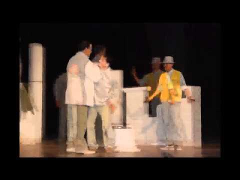 AFAK des Arts Dramatiques Tinazrith natnagloufeth 15décembre2012