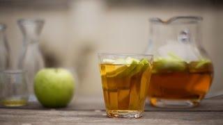 Холодный Чай с яблоками и ромом || iCOOK GOOD on FOOD TV || Напитки