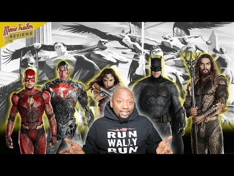 Beautiful Mess or Utter Trash? - JUSTICE LEAGUE REVIEW