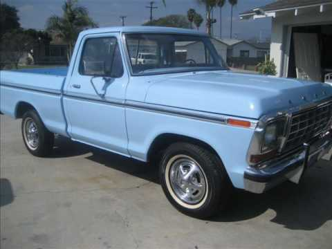1979 Ford Chente Youtube