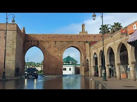 جولة يوم الأحد بالطريق الساحلية 📽🇲🇦 CORNICHE RABAT, DIMANCHE 07 FEVRIER 2021 #RABAT #MOROCCO #MAROC