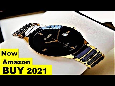 Top 5 Best RADO Watches For Men To Buy In 2019 Amazon