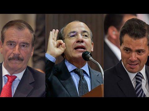 """Les esta sudando el """"sisi"""" a los Ex-presidentes ¿Tendrán miedo?"""
