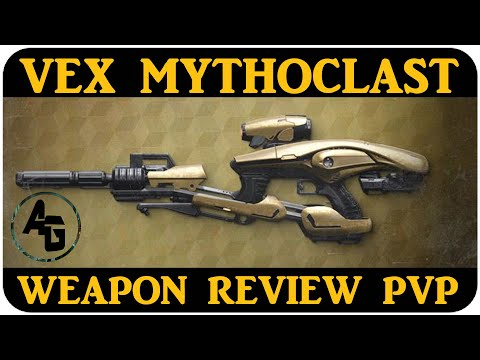 UPDATE Vex Mythoclast Before and After Comparison with