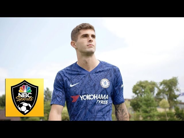 Christian Pulisic\: Rapid Fire Q&A with Kyle Martino | Premier League | NBC Sports