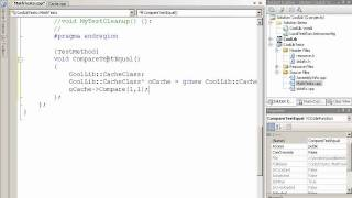How Do I: Create and Run Unit Tests in Visual C++?