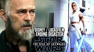 The Rise Of Skywalker Ending News Is A Disaster! (Star Wars Episode 9)
