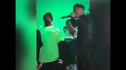 NBA Youngboy in Roebuck, SC threw water at DJ