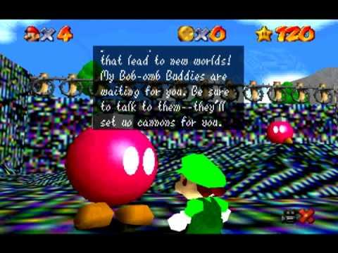 <b>Super Mario 64 Cheat Codes</b> - YouTube