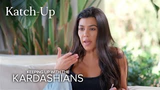 """Video """"Keeping Up With the Kardashians"""" Katch-Up S14, EP.15 