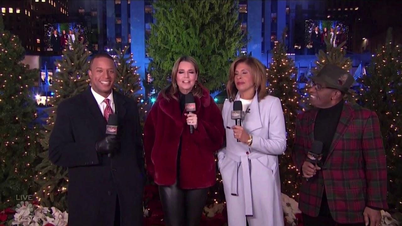Il Calendario Di Natale Streaming.Albero Di Natale A New York 2019 2020 Quando Lo Accendono E