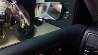 Фольксваген Гольф 4 Електричні складані дзеркала закриття ручний і з допомогою дистанційного ключа