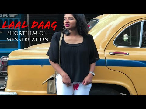 Laal Daag | Short Film On Periods | Sarcastic Studio