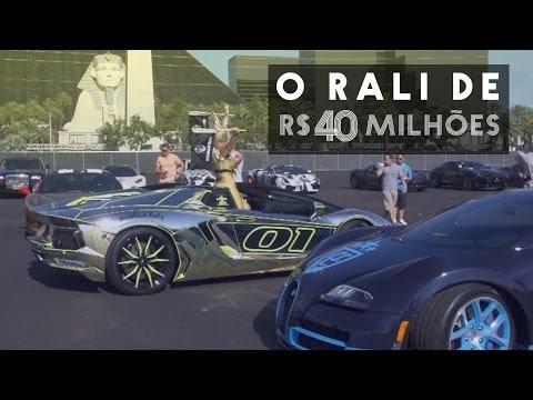 O Rali De R$ 40 Milhões - Gold Rush Rally 2014
