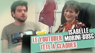 Pranque : Le Youtuber tête-à-claques VS Isabelle Morini Bosc (Version Web)