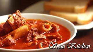 Quick & Tasty Mutton Curry || നാടൻ മട്ടൺ കറി