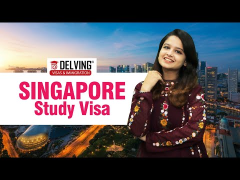 Singapore Study Visa - High Success Rate and Pay fees after Visa .
