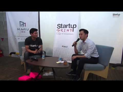 Startup Grind Seoul Hosts Dino Ha (Memebox)