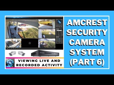 Amcrest Security Camera System (Part 6)