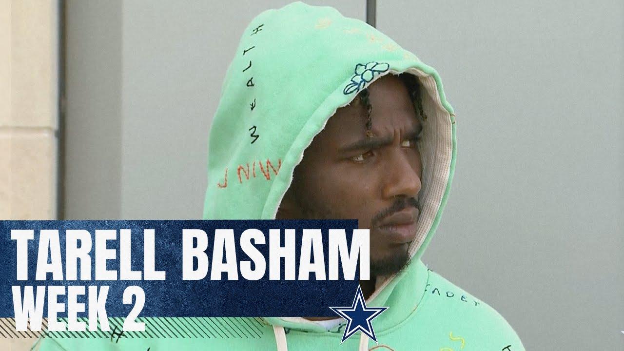 Download Tarell Basham: Play My Role | Dallas Cowboys 2021