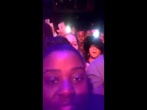 Clips from Wale concert