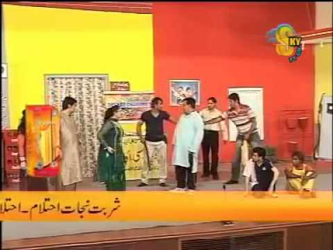 Pakistani Punjabi Stage Drama - Must Watch - 8th July 2013 Travel Video