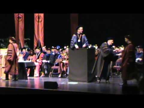 Ceremonia de Graduación (Ph.D), the University of Texas at Austin, U.S.A.