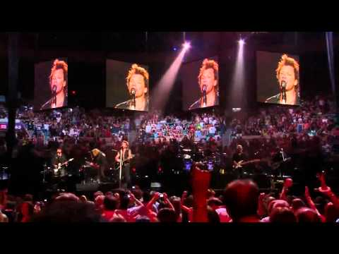 HD-Bon Jovi-Living In Sin-Live at Madison Square Garden