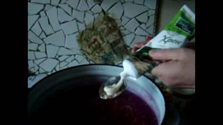 Как приготовить вкусный свекольник - How to cook a delicious beetroot soup