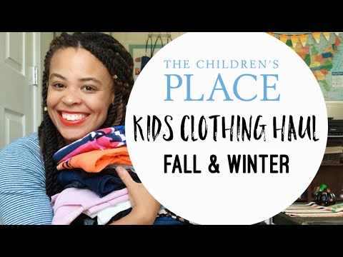 CHEAP CLOTHES?! UNSATISFIED?! | KIDS CLOTHING HAUL | THE CHILDRENS PLACE