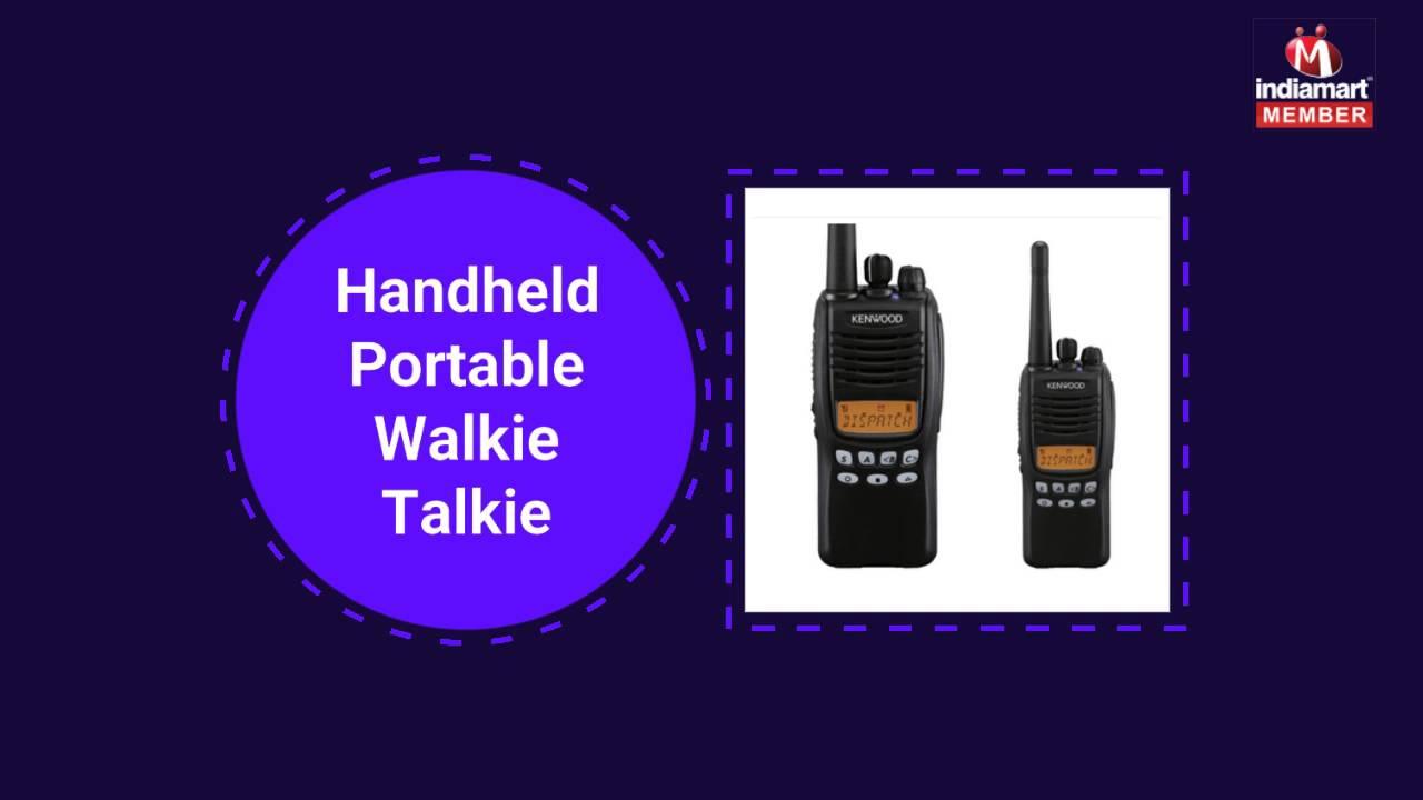 NX-900 800 MHz Digital Mobile Radio