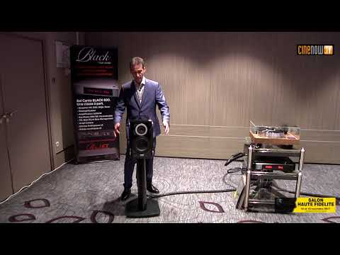 TAD Micro Evolution One, TAD-ME1 (Salon Haute-Fidélité Paris 2017)