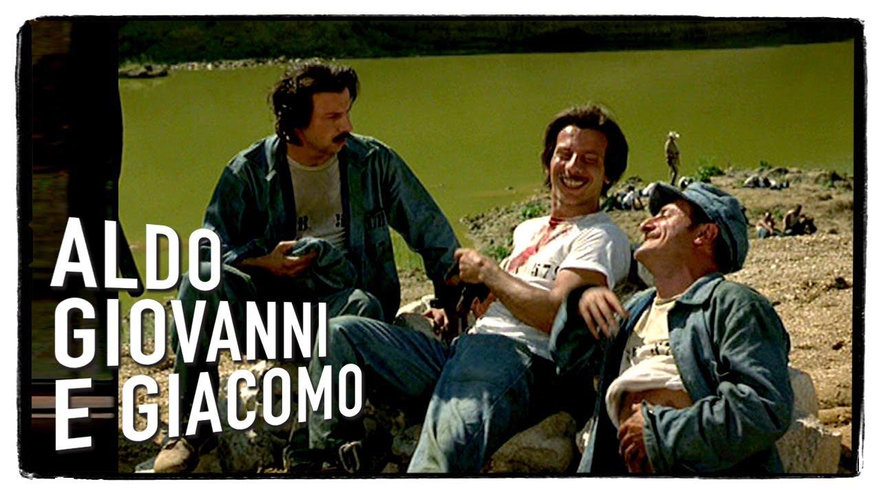 Famoso La barzelletta - Così è la vita di Aldo Giovanni e Giacomo - YouTube DP17
