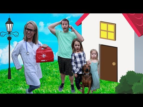 Toy Doctor Makes House Calls