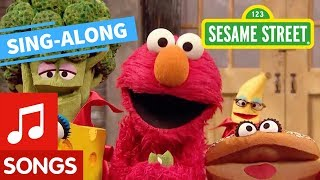 Elmo's Dinosaur Song