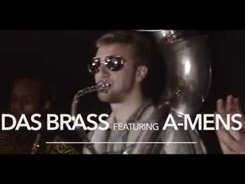 Das Brass - Featuring A-Mens: Time is Money