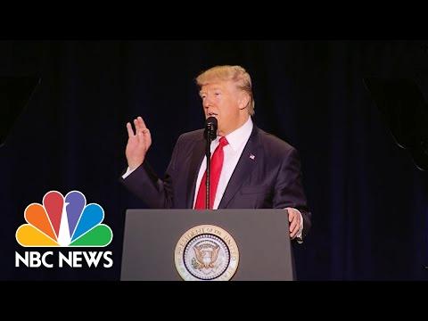 President Trump Speaks On Religious Liberty, Tolerance At Prayer Breakfast | NBC News