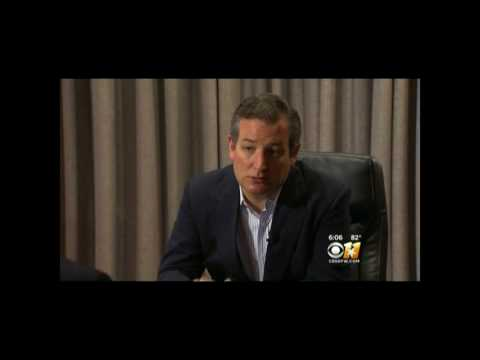 Sen. Cruz on KTVT - July 5, 2017