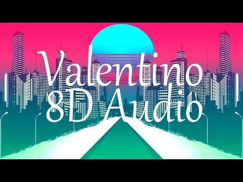 24KGoldn - Valentino (8D AUDIO)